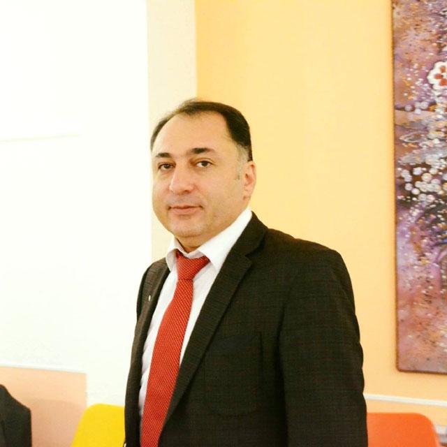 Ատոմ Մխիթարյան